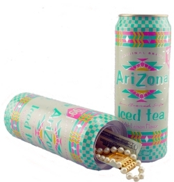 Diversion Safes Drink-AZ Iced Tea